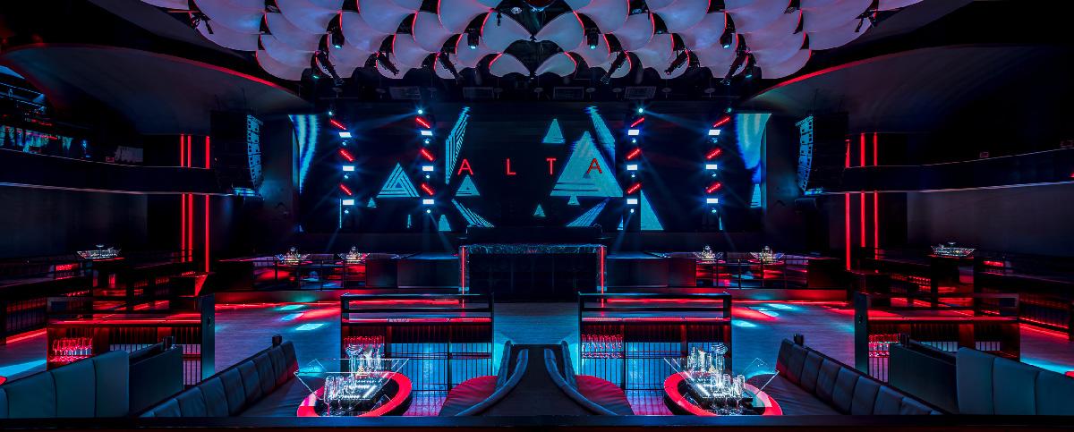ALTA Nightclub - 台中頂級夜店 - 登峰極緻 頂尖體驗